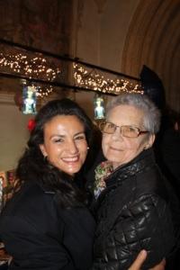 Daniela de Santos und Anni